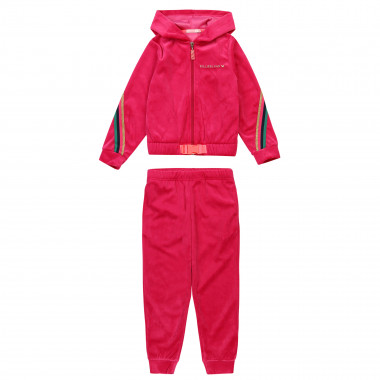 Velvet jogging set BILLIEBLUSH for GIRL
