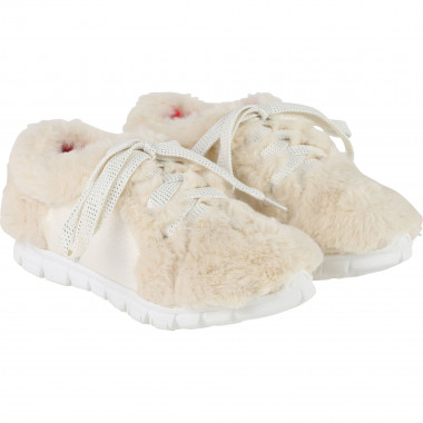 Fur and sequin trainers BILLIEBLUSH for GIRL