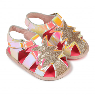 Leather-lined sandals BILLIEBLUSH for GIRL
