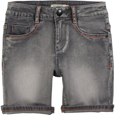 Cotton denim shorts BILLYBANDIT for BOY