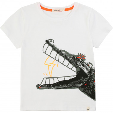 Cotton T-shirt with print BILLYBANDIT for BOY