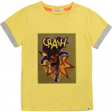 T-shirt with superhero print BILLYBANDIT for BOY