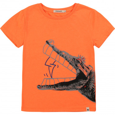 Jersey T-shirt with print BILLYBANDIT for BOY