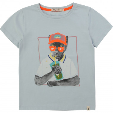 T-shirt 100% cotton jersey BILLYBANDIT for BOY