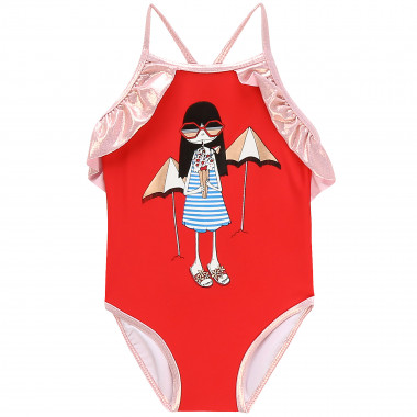 1-piece bathing suit THE MARC JACOBS for GIRL
