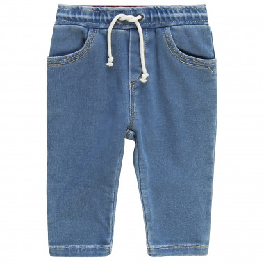 Trousers with printed pocket LITTLE MARC JACOBS for BOY