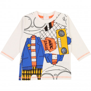 T-shirt in cotton jersey LITTLE MARC JACOBS for BOY