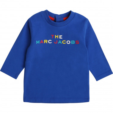 Jersey T-shirt 100% cotton THE MARC JACOBS for BOY