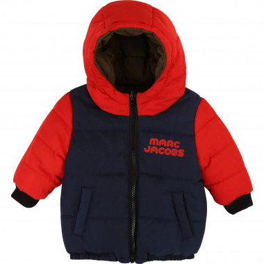 Reversible winter jacket LITTLE MARC JACOBS for BOY