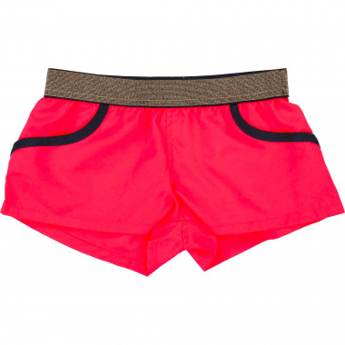 Swim shorts with back pattern LITTLE MARC JACOBS for GIRL