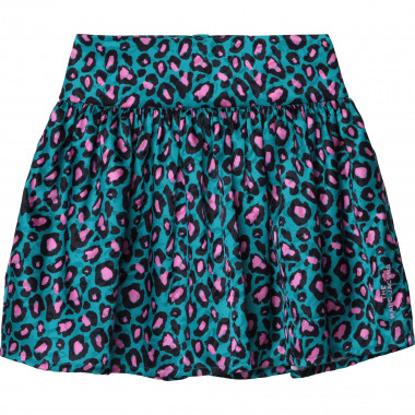 Printed satin skirt THE MARC JACOBS for GIRL
