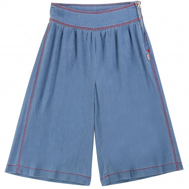 Flared lyocell trousers LITTLE MARC JACOBS for GIRL