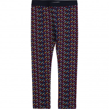 All-over patterned leggings THE MARC JACOBS for GIRL