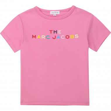 Cotton jersey T-shirt THE MARC JACOBS for GIRL
