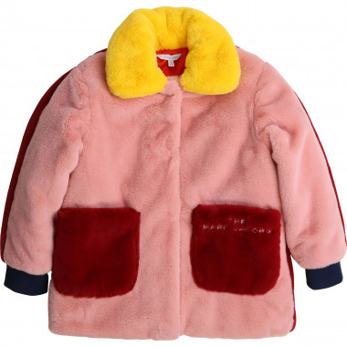 Faux fur coat THE MARC JACOBS for GIRL