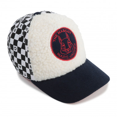 Bimaterial printed cap THE MARC JACOBS for BOY