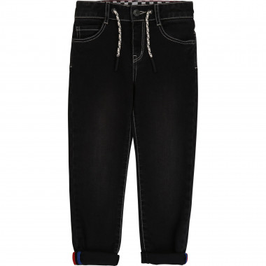 Straight denim trousers THE MARC JACOBS for BOY