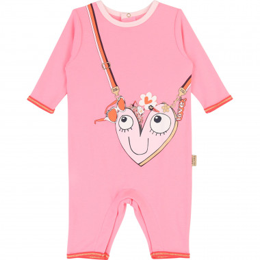 Interlock babygro LITTLE MARC JACOBS for UNISEX