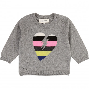Jacquard knit jumper ZADIG & VOLTAIRE for UNISEX