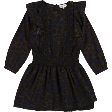 Long-sleeved frilled dress ZADIG & VOLTAIRE for GIRL
