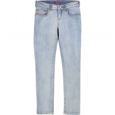 Slim-cut embroidered jeans ZADIG & VOLTAIRE for GIRL