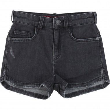 High-waisted denim shorts ZADIG & VOLTAIRE for GIRL