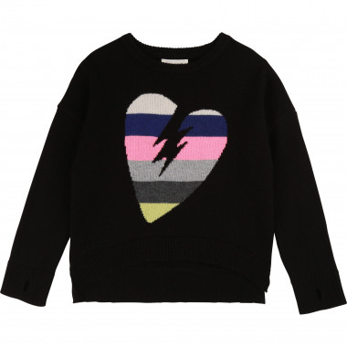 Wool and cashmere knit jumper ZADIG & VOLTAIRE for GIRL
