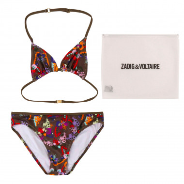 Two piece swimsuit ZADIG & VOLTAIRE for GIRL