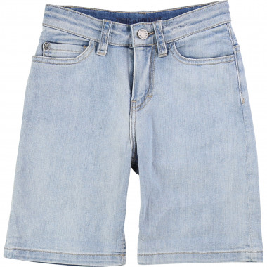 Denim shorts with print ZADIG & VOLTAIRE for BOY