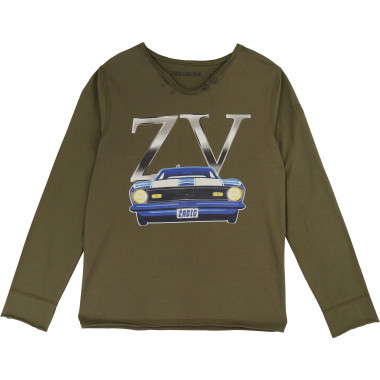 Long-sleeved T-shirt ZADIG & VOLTAIRE for BOY