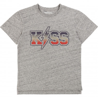 Heathered cotton T-shirt ZADIG & VOLTAIRE for BOY
