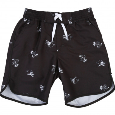 Printed board shorts ZADIG & VOLTAIRE for BOY