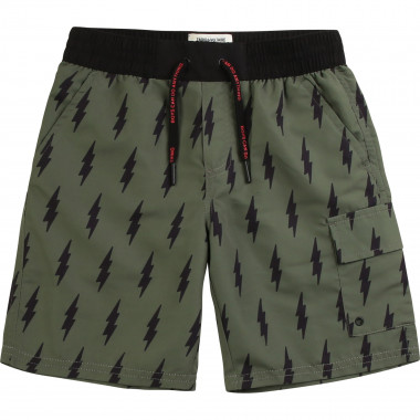 Printed surf shorts ZADIG & VOLTAIRE for BOY