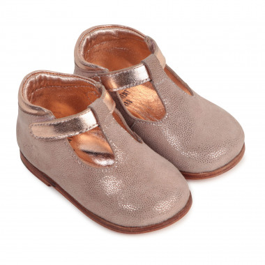 Leather shoes CARREMENT BEAU for GIRL