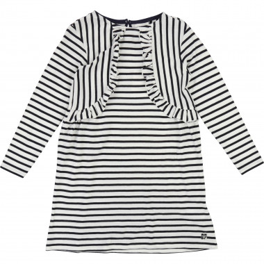 Striped dress CARREMENT BEAU for GIRL