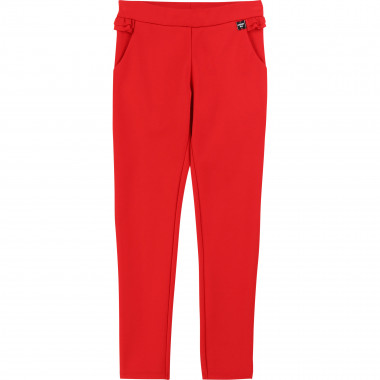 Adjustable milano trousers CARREMENT BEAU for GIRL