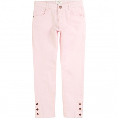 Slim-fit adjustable trousers CARREMENT BEAU for GIRL