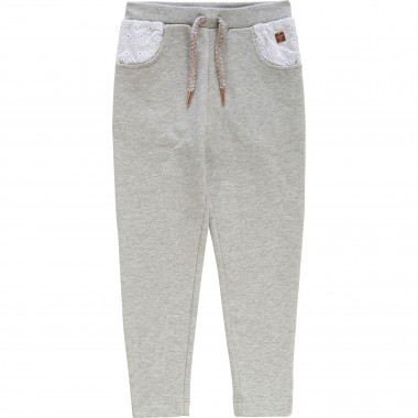Fleece jogging trousers CARREMENT BEAU for GIRL