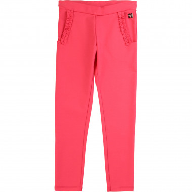Frilled milano trousers CARREMENT BEAU for GIRL