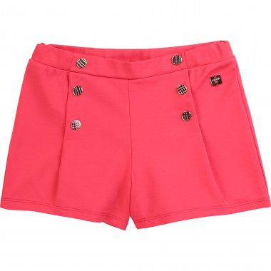Milano shorts with buttons CARREMENT BEAU for GIRL