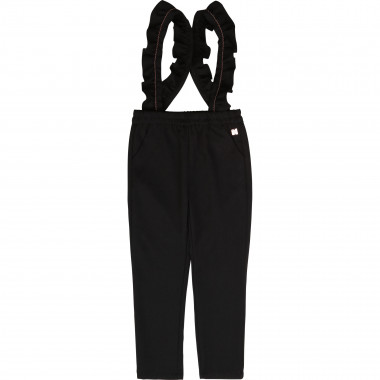 Trousers with braces CARREMENT BEAU for GIRL