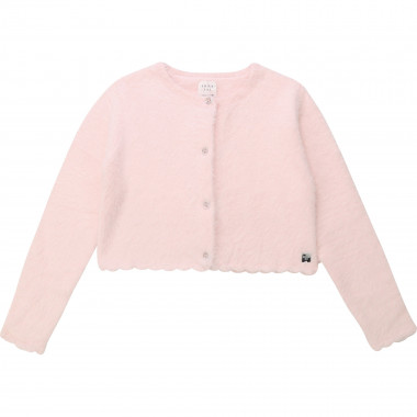 Knitted formal cardigan CARREMENT BEAU for GIRL