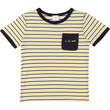 Short-sleeved T-shirt CARREMENT BEAU for BOY
