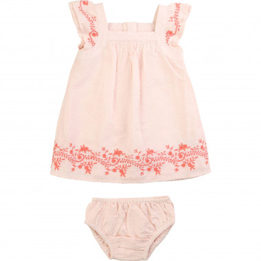 Dress and bloomers set CARREMENT BEAU for GIRL