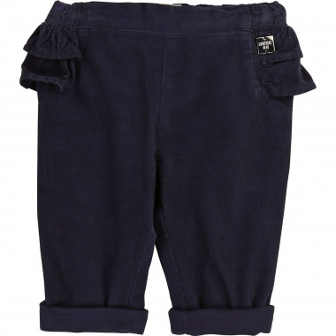 Corduroy trousers CARREMENT BEAU for GIRL