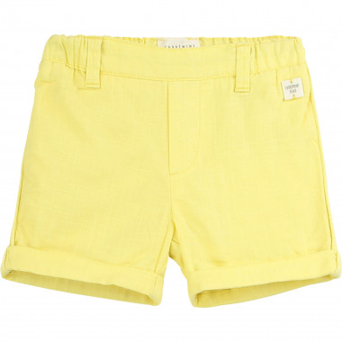 Woven cotton shorts CARREMENT BEAU for BOY