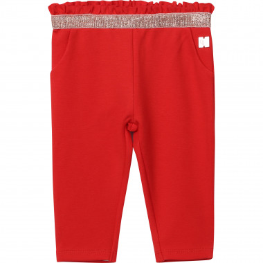 Milan-knit trousers  for