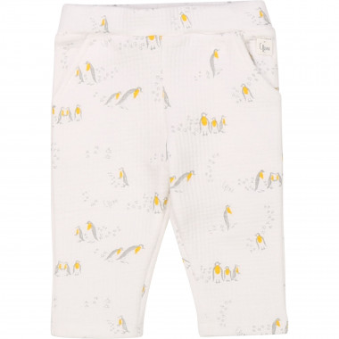 Tube-knit trousers CARREMENT BEAU for BOY