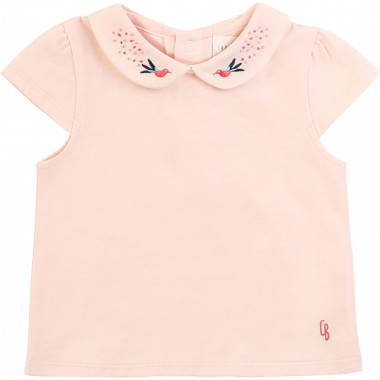 Cotton T-shirt CARREMENT BEAU for GIRL