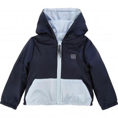 Zipped waterproof windbreaker CARREMENT BEAU for BOY